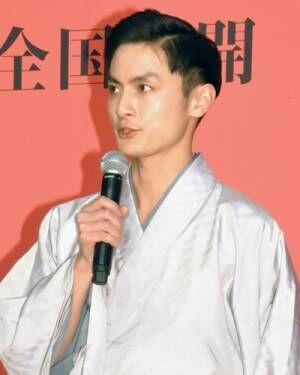 高良健吾、『極妻』の中島監督から太鼓判「わかっとるなこいつ」
