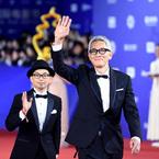 映画初主演の松重豊に、北京で鳴り止まない「マツシゲサン」コール!
