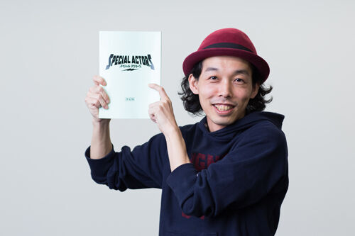 カメ止め監督の長編映画最新作は『スペシャルアクターズ』