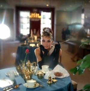 「オードリー・ヘプバーン映画祭」上映作品に『ティファニーで朝食を』など10作品