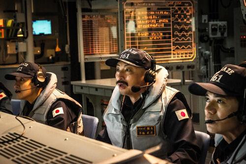 関西弁の艦長がクセに!?『空母いぶき』敵駆逐艦と護衛艦「いそかぜ」攻防シーン解禁