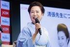 名取裕子、松本清張作品への出演が「女優のスイッチが入ったきっかけ」