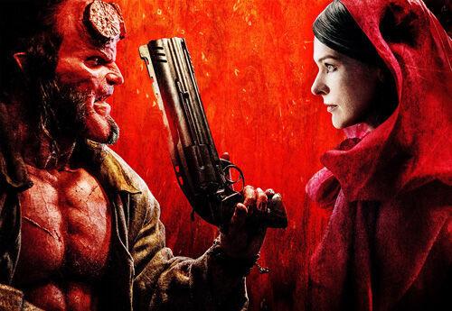 地獄生まれのダークヒーローがミラジョヴォと対決!『ヘルボーイ』予告編解禁