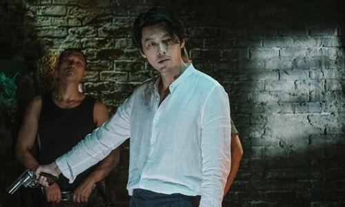 ヒョンビンが初の凶悪犯演じる『ザ・ネゴシエーション』予告編解禁