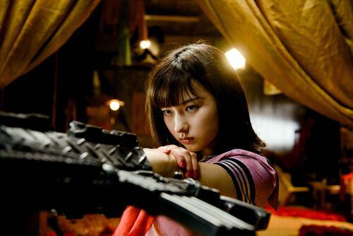 『片腕マシンガール』をリブート!『爆裂魔神少女 バーストマシンガール』予告編解禁