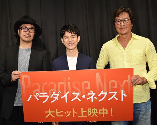 豊川悦司、豚と一緒にいる妻夫木聡を「ブタブキ」と呼んでいた!?