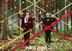 菅田将暉と小松菜奈が森のアートに!niko and ...新WEBムービー公開