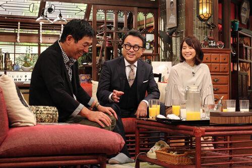 三谷幸喜、朝から晩までテレビ出演!こんな宣伝、記憶にございません!