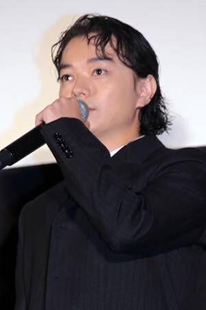染谷将太、出演希望した自主映画が劇場公開となり「嬉しい限りです」