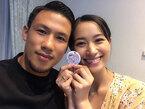 K-1ファイターの卜部弘嵩選手、妻・高橋ユウの第1子妊娠に決意新た!