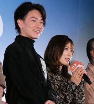 佐藤健、鈴木亮平、念願の白石和彌監督作品出演に感無量