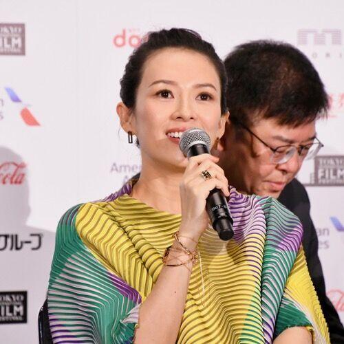 チャン・ツィイー、東京国際映画祭を高く評価「心配しなくても大丈夫」