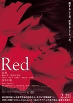 妻夫木聡が夏帆の足指を舐める大胆シーンも!映画『Red』予告映像解禁