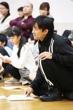 劇団EXILE小澤雄太&小野塚勇人、子どもたちに演技レッスン 演技の楽しさ伝える