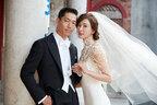EXILE AKIRA&リン・チーリン夫妻が台湾・台南で挙式、写真到着!