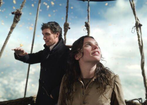 『博士と彼女のセオリー』の2人が再タッグ、気球で人類の限界に挑む実話を熱演