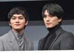 """新田真剣佑&北村匠海、""""30分だけ入れ替わりたい人""""は?"""