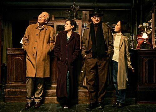 石橋蓮司18年ぶりの主演作は激シブ共演陣とのハードボイルドコメディ