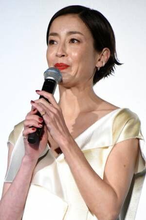 宮沢りえ、デビュー作『ぼくらの七日間戦争』振り返り「劣等感がありました」