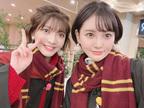 元HKT48兒玉遥&元NGT48菅原りこの奇跡の2ショットにファン歓喜!