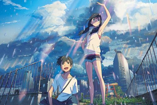 2019年邦画ランキング1位は『天気の子』、『翔んで埼玉』も健闘!