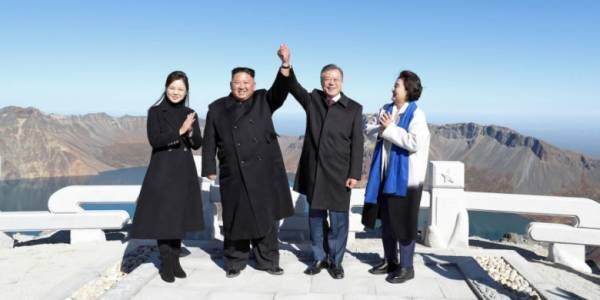朝鮮半島の歴史と現在を秘蔵映像で描くドキュメンタリー映画