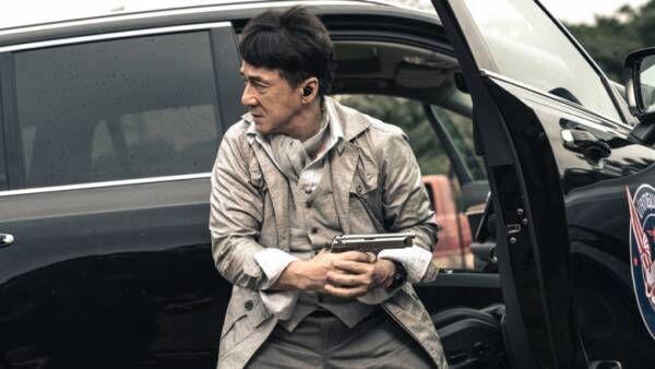 ジャッキー・チェン最新作『ヴァンガード/急先鋒』2021年5月公開決定!