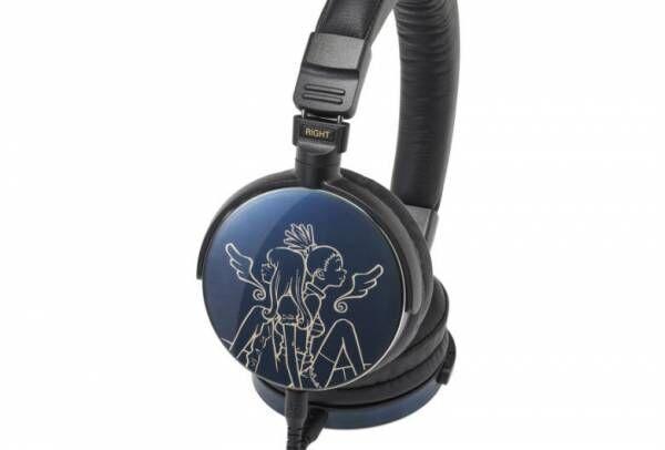 『キャロル&チューズデイ』ヘッドフォン発売! 音楽そのものを描く感動アニメの世界観を表現