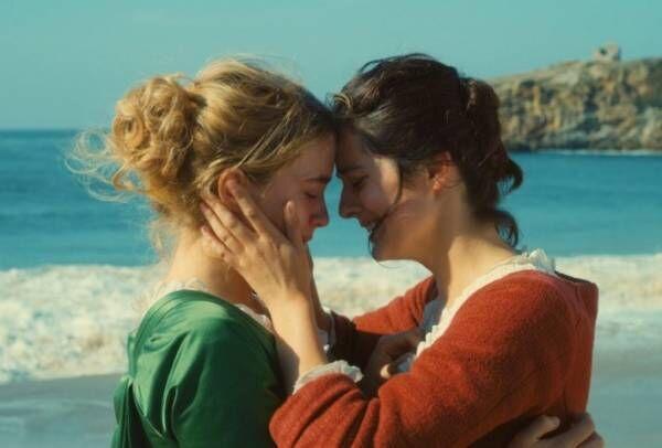 現代に響く、18世紀に生きる女性たちの禁断の愛の物語