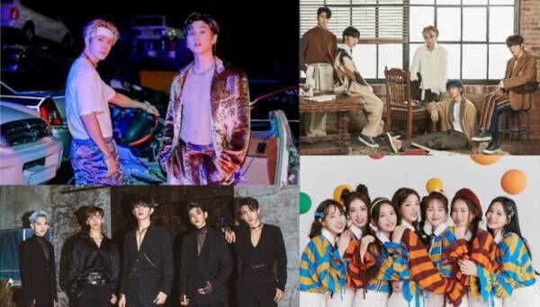 K-POP話題の新人Weeeklyが生ライブ! スペシャルゲストにSUPER JUNIOR- D&E