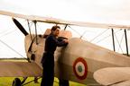 ロマン・ガリ自伝映画『母との約束、250通の手紙』壮絶な空中戦も注目!