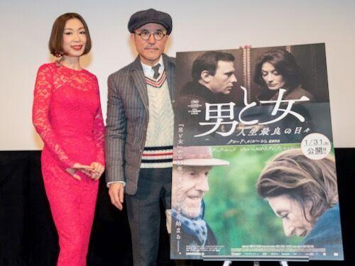 高橋幸宏&野宮真貴、名作映画『男と女』への愛を語る
