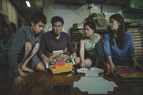歴史的快挙! 韓国映画『パラサイト』が全米俳優組合賞受賞