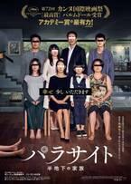 『パラサイト』興収10億円突破!韓国映画としては10年ぶりの快挙