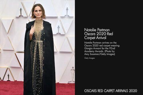 豪華ドレスで社会問題を訴える! オスカー授賞式のドレス選びがステキ過ぎる