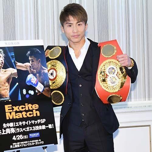ボクサーの井上尚弥、役者への挑戦は「絶対にやりたくない!」