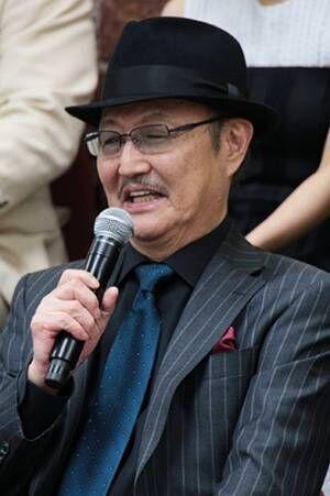 石橋蓮司、18年ぶり映画主演にジョーク「撮影中は生前葬的な雰囲気」