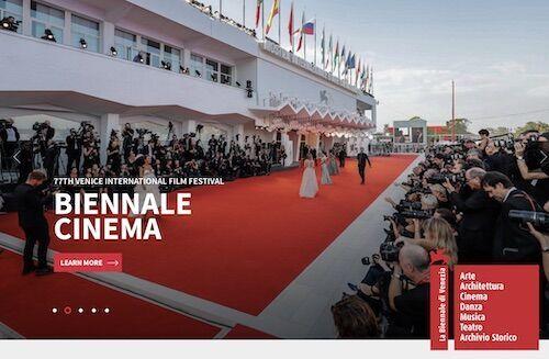 ヴエネチア映画祭は予定通り9月開催! デジタル参加システムも開発中