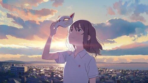 劇場公開を断念してNetflix配信へ、アニメ『泣きたい私は猫をかぶる』の新戦略に注目