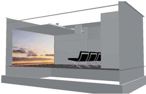 映画館を超える体感住宅!空気までも支配するスペースZERO
