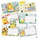onちゃん2022年卓上カレンダー 10月8日(金)発売!!ふんわり優しく華やかなお花のデザイン!