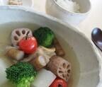 体の中からポカポカ!簡単お手軽「生姜たっぷり和風ポトフ」レシピ【ネムジム食堂 夜ごはん】