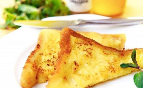 """ほんの""""一手間""""で時短&上品な味わいに!『フレンチトースト』の作り方【ネムジム食堂 朝ごはん】"""
