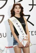 日比ハーフの21歳・高橋紀子さん「シブピカオーディション」グランプリ 滋賀のエアコン工場から渋谷でモデルデビューの夢を掴む
