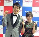 山本彩、千原ジュニアと初司会 リハは「ぎくしゃく」 本番は「遠慮なく」