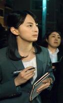 TBS山本恵里伽アナ、女優デビュー 『小さな巨人』記者役で香川照之に直撃