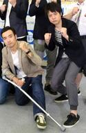 『キングオブコント 2017』優勝候補・かもめんたるは岩崎の膝負傷でピンチ