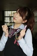 「女子力動画」が話題のNMB48吉田朱里、「メイクしたらかわいくなれる」