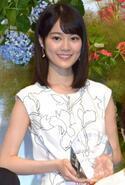 乃木坂・生田絵梨花、初の個人受賞に喜び「感謝と驚きでいっぱい」