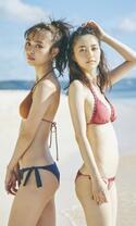 モグラ・内田理央&逢沢りな、デジタル水着写真集を同時発売 ビキニ2ショットも収録